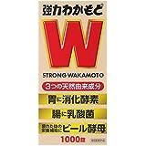 【わかもと製薬】強力わかもと 1000錠 ×4個セット