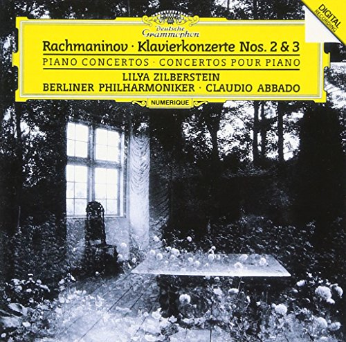 ラフマニノフ:ピアノ協奏曲第2番&第3番の詳細を見る