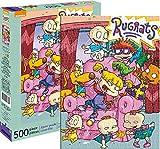 Aquarius Rugrats 500 Piece Jigsaw Puzzle