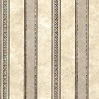 チェサピークsrc761910Castine Tuscanストライプ壁紙、チャコール