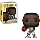Pop NBA Lakers Lebron James Vinyl Figure