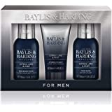 Baylis & Harding Men's Citrus Lime & Mint Small 3 Piece Set, 0.4 kilograms