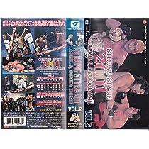 新日本プロレスオフィシャルビデオ 『STRONG STYLE 2001』 4・9 大阪ドーム大会 VOL.2 [VHS]