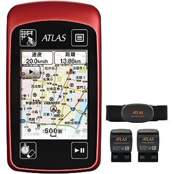 ユピテル(YUPITERU) ATLAS ハンディGPSマップ ASG-CM31SP