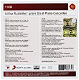 Arthur Rubinstein Plays Great Piano Concertos (Sony Classical Masters) 画像