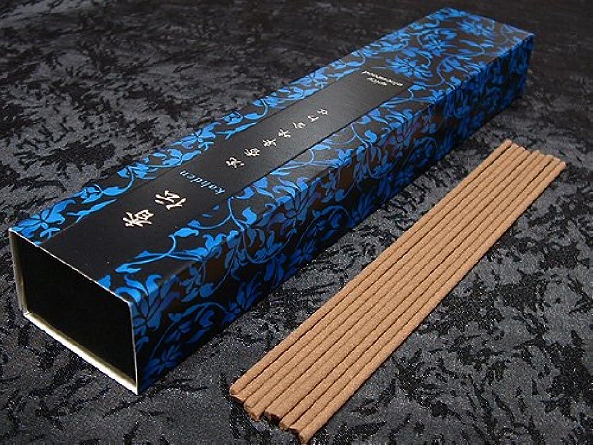 拘束新しい意味スプーン日本香堂のお香 香伝 沈香辛味合わせ