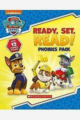 Paw Patrol: Ready, Set, Read! Phonics Pack Hardcover