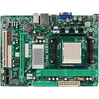 Biostar mcp6pb m2+ ddr2am2+ NVIDIA GeForce 6150/ nforce430a mATXマザーボードAMD