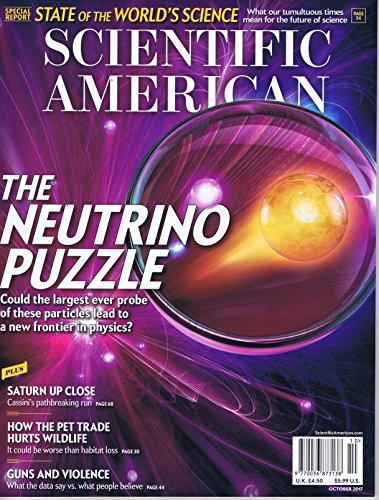 Scientific American [US] October 2017 (単号)
