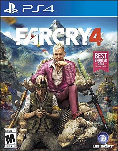 Far Cry 4 (輸入版:北米) - PS4...