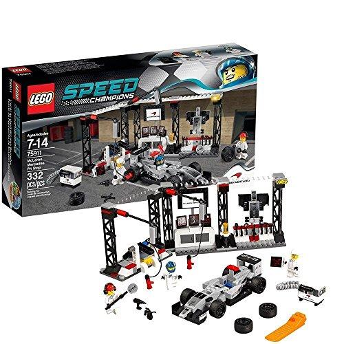 新しいレゴスピードチャンピオンMclaren Mercedes pit-stop 75911日本/ Item # g839gj uy-w8ehf3184949