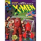 "The Uncanny X-Men Evil Mutant JUGGERNAUT 5"" Action Figure (1991 ToyBiz)"