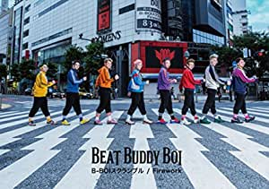 B-BOIスクランブル/Firework(初回生産限定盤)(DVD付)