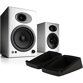 Amazon Co Jp: Audioengine A2 Rパワードデスクトップスピーカー(ペア