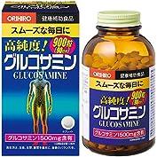 オリヒロ 高純度 グルコサミン 徳用 900粒(90日分)