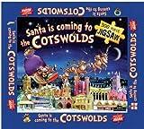 Cotswolds Santa Jigsaw
