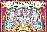 3D Colourscapes: Ballerina Theatre: Colour and Create Beautiful 3D Scenes