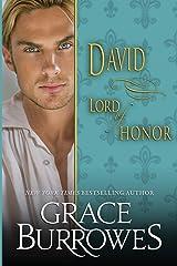 David: Lord of Honor ペーパーバック