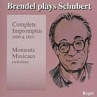 Schubert: Impromputs/Moments M