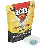 D-Con Disposable Corner Fit Mouse Poison Bait Station, 3 Count