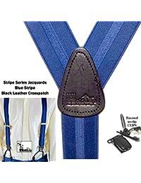 Hold-Up Suspender Co. ACCESSORY メンズ US サイズ: regular,one size,large カラー: ブルー