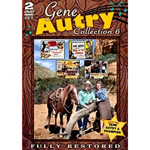 Gene Autry: Movie Collection 6 [DVD] [Import]