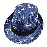 スポーツウェア キャップ 帽子 Dafanet ストローハット メンズ 大きいサイズ ゴルフ ミックスペーパーハット メンズ レディース 麦わら帽子 折りたたみ パナマ帽 麦わらハット 中折れ リボン 日除け UVカット 紫外線対策スポーツ帽子 ハット 春夏秋