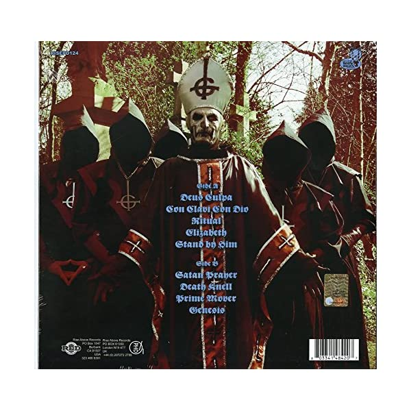 OPUS EPONYMOUS [LP] (PI...の紹介画像2