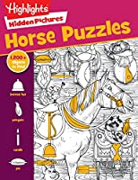 Horse Puzzles (Highlights™ Hidden Pictures®)