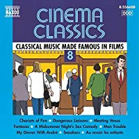 Cinema Classics 8 by Various Composers (1998-11-17)