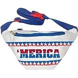 Funny Guy Mugs Premium Merica USA Fanny Packs (Multiple Styles Available)