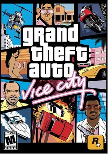 GRAND THEFT AUTO VICE CITY(輸入版)