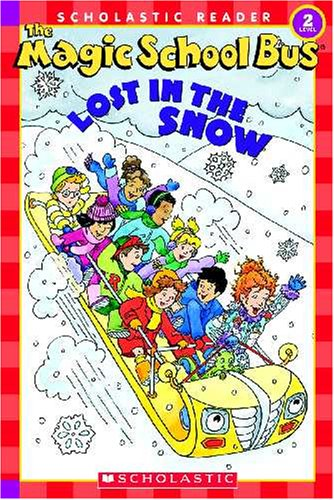 The Magic School Bus Lost in the Snow (Scholastic Readers)の詳細を見る
