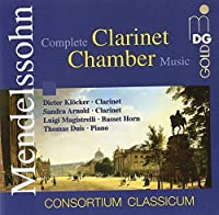 Complete Clarinet Chamber Music (2000-08-22)