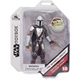 The Mandalorian and The Child Action Figure Set – Star Wars Toybox