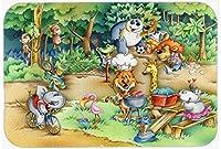 Caroline 's Treasures動物at aピクニックマウスパッド、ホットパッドまたは五徳、マルチカラー( aph6821mp )