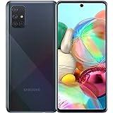 Samsung Galaxy A71 (SM-A715F) Dual SIM 128GB+8GB RAM SIMフリー(Prism Crush Black/ブラック)