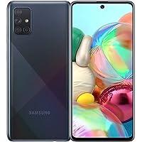 Samsung Galaxy A71 (SM-A715F) Dual SIM 128GB+8GB RAM SIM Free (Prism Crush Black…