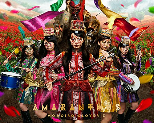 MOMOIRO CLOVER Z DOME TREK 201...