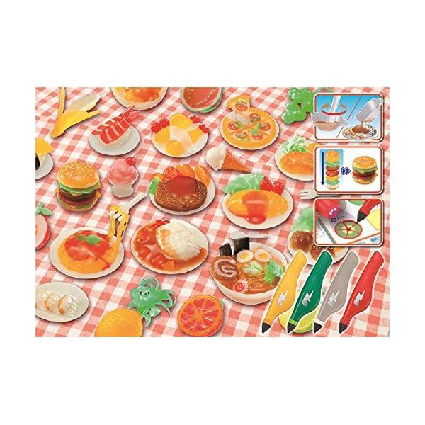 3Dドリームアーツペン 食品サンプルセット(4...の紹介画像2
