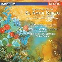 Amor Brujo / Siete Canciones Populares Espanolas