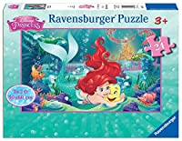 Disney Princess Hugging Arielle (24 PC Giant Floor Puzzle)