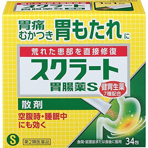 (医薬品画像)スクラート胃腸薬S(散剤)
