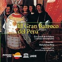 El Gran Barroco del Per?【CD】 [並行輸入品]