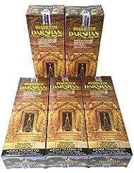 バハラットダルシャン香スティック 5BOX(30箱)/ASOKA BHARATH DARSHAN/ インド香 / 送料無料 [並行輸入品]