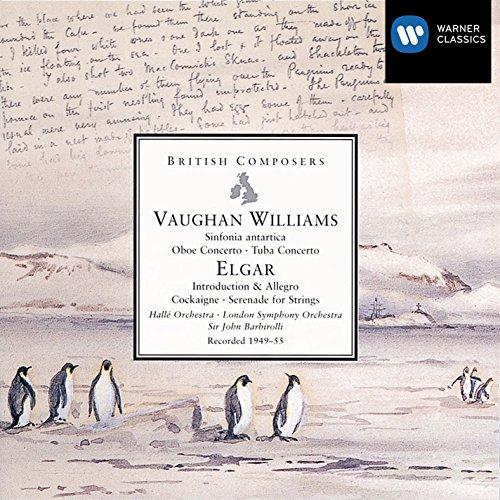 Vaughan Williams: Sinfonia antartica - Elgar: Cockaigne