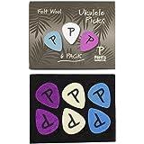 P Perri's Leathers Ltd. Guitar Picks (LP-FUP1)