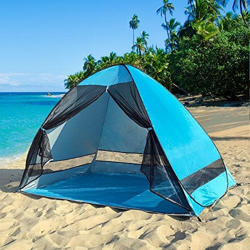サンシェードテント ワンタッチ テント キャンプテント アウトドア 幅200...