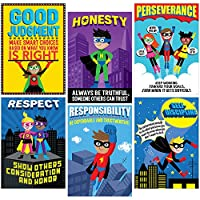 Superhero Inspire U 6 Poster Pack
