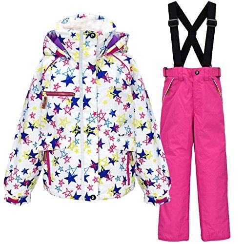 [해외]아스나로 (스키 복) PERSONS 파슨스 스키 복 여자 주니어 내수압 5000mm/Asunaro (ski wear) PERSONS Parsons ski wear girl Junior water pressure 5000 mm